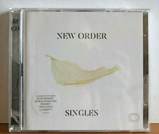 New Order 'Singles' 2-CD Set