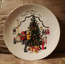 Firefighters Americas Heroes Christmas 1980 (Ruth Hunter) Griffith Pottery House