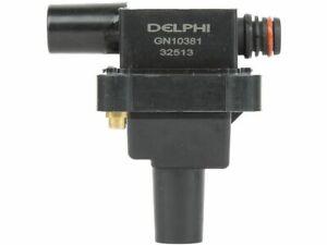 Delphi Ignition Coil fits Mercedes 300TE 1993 3.2L 6 Cyl 69RBSG