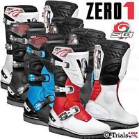 SIDI ZERO.1 Trials Riding Boots - Offroad/Trail/Adventure