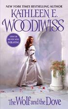 Kathleen E Woodiwiss / Wolf & the Dove 2007 Romance Mass Market