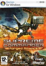 Supreme Commander - Forget Alliance PC DVD-Rom