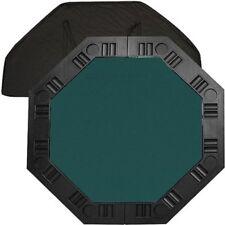 "Trademark Poker 48"" 8-Player Octagonal Table Top, Dark Gr W"