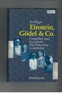 Ed Regis - Einstein, Gödel & Co. - 1989