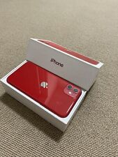 Apple iPhone 11 (PRODUCT)RED - 64GB (Unlocked)