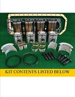 RP658 for JOHN DEERE ENGINE 4045D MAJOR OVERHAUL KIT 455G 344E 410D 450G 493D