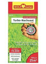 WOLF-Garten Turbo-Nachsaat LR 25 für bis zu 25 m², Rasensamen, NEU