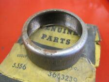 NOS genuine OE GM u-joint yoke dust sleeve steel cap 39-52 Chevy trucks exc 1/2T