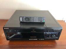 EXCELLENT Sony DVP-CX875P CD DVD VIDEO CD Player  W/ REMOTE! 1612