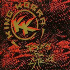 King Kobra-Ready to Strike Mark Free MHR CD!