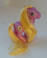My Little Pony G3 November Nights Topaz Colored Birthstone Jewel Birthday EUC