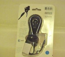 At&T Blackberry Phone Car Charger w/ Usb Port Compatible Many Brands New Vintage