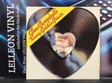 Glen Campbell Twenty Golden Greats LP Album Vinyl EMTV2 A2/B1 Country 70's
