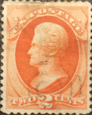 Scott #178 US 1875 2 Cent Jackson Bank Note Stamp