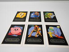 Nintendo 3DS Lot of 6 AR Cards