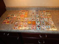 Original 63 Baseball cards Vintage Willie Mays Topps 1953 Roger Maris