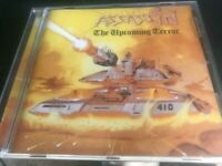 "Assassin ""The Upcoming Terror"" IMPORT cd Axe Killer NEAR MINT/MINT"
