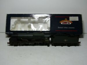 BACHMANN - LORD NELSON CLASS - BR GREEN LIVERY - DID RUN BUT SPARES OR REPAIR