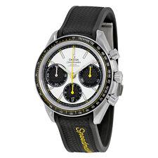Omega Mens Speedmaster Racing Automatic Choronograph Swiss Watch 32632405004001