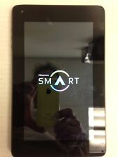 AS-IS HISENSE SERO 7 LITE TABLET  E270BSA    POWERS ON--FACTORY RESET   AS IS