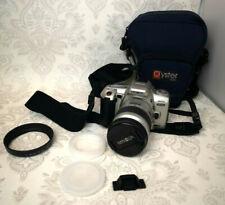 MINOLTA 404si Dynax AF Zoom Camera 28-80 mm Lens Zoom 3.5-5.6 With Bag- D822