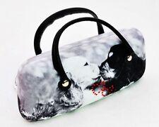 Brillenetui Hunde Designer Dog Mario Moreno Brillenbox Hund Brille Etui Neu OVP