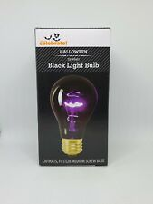 Wholesale Lot of 104 Black Light Bulb Halloween 75W 120 Volts E26 Brand New