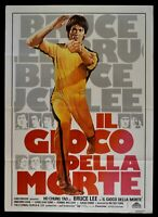 Manifesto The Game Of Morte The New Death Bruce Lee I Chung Ta M262
