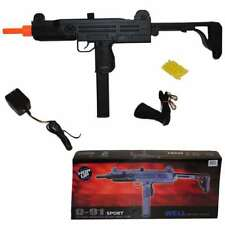 Well D91 Uzi - AEG Automatic Electric Airsoft Gun + BATTERY + CHARGER