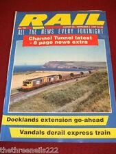 RAIL - DOCKLANDS EXTENSION - AUG 24 1989 # 103