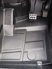 Durable rubber floor liners 2014 2017 Polaris RZR XP 1000 4 or 2 mats parts
