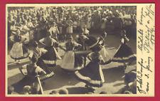 AK Marburg 17.06.1934 Erksdorfer Mädels tanzen vor Prinz Philipp von Hessen Rar