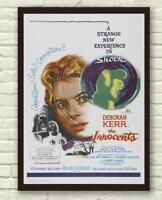 Vintage The Innocents Deborah Kerr Movie Film Poster Print Picture A3 A4