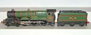 Hornby Dublo 00 Gauge 2-rail EDLT20 Cardiff Castle Locomotive & Tender 4075 Used