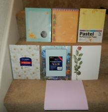 New listing 300+ Computer Paper Daisy Rose Ocean Life Southwest Chili Peppers Yellow Purple