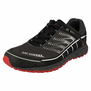 Hommes Merrell Mélange Master Tuff J41599 Lacet SPORTS Chaussures Marche Taille
