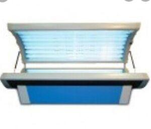 NIB Prosun Relaxsun Acrylic - Tanning Bed Plastic UVC
