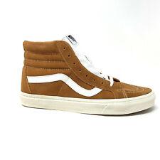 Vans Sk8 Hi Retro Sport Glazed Ginger Orange Men's 11.5 Skate Shoes New