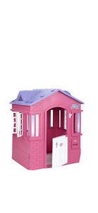Little Tikes Pink/Purple Outdoor playhouse