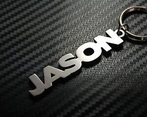 JASON Keyring Keychain Key Fob