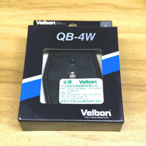 Velbon QB-4W Quick Release Plate