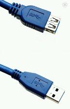 NUOVA qualità,5 M USB 3.0 MASCHIO SPINA A FEMMINA JACK L-V Cavo di estensione Lead Cord