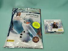 Panini Die Eiskönigin 2 Frozen Trading Cards Starterpack + 1 x Display