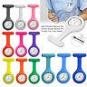 Nurse Watch Light Silicone Brooch Tunic FOB Medical Pocket New Mini Watch Timer