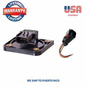 Engine Camshaft Position Sensor Fits:Chrysler Dodge Plymouth + Connector 4882850