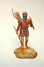 Painted Tin Toy Soldier Persian Peltast 54mm 1/32