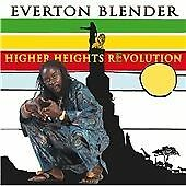Everton Blender - Higher Heights Revolution (2012)  CD  NEW  SPEEDYPOST