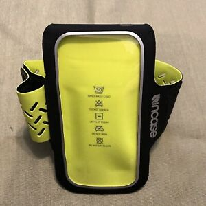 Incase Sports Armband for iPhone6 & 6s Black/Lumen CL69408
