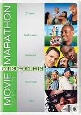 OLD SCHOOL HITS 5 FILM TRIPPIN / HALF BAKED / SCREWED / HOW HIGH+ DAVE CHAPPELLE