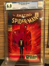 Spiderman 50 cgc , first appearance of Kingpin (Wilson Fisk)
